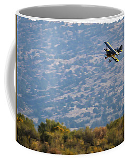 Coffee Mug featuring the photograph Rob Caster In Miss Diane 5x7 Aspect, Friday Morning by John King