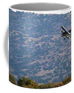 Coffee Mug featuring the photograph Rob Caster In Miss Diane, Friday Morning 16x9 Aspect by John King