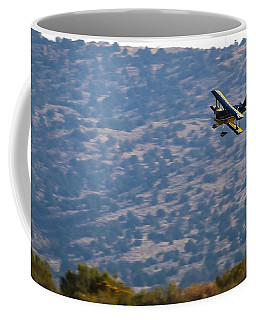Coffee Mug featuring the photograph Rob Caster In Miss Diane, Friday Morning 16x9 Aspect Signature Edition by John King