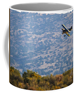 Coffee Mug featuring the photograph Rob Caster In Miss Diane, Friday Morning 5x7 Aspect Signature Edition by John King