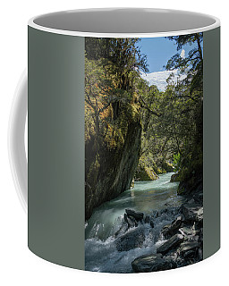 Rob Roy Stream New Zealand Coffee Mug
