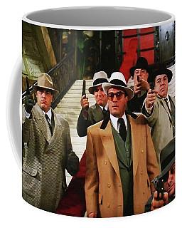 Robert De Niro As Al Capone The Untouchables Publicity Photo 1987 Coffee Mug