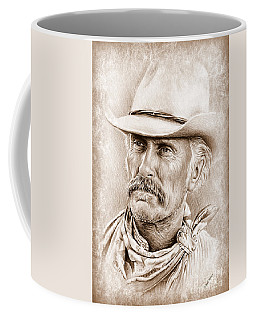 Robert Duvall  The Western Collection Coffee Mug