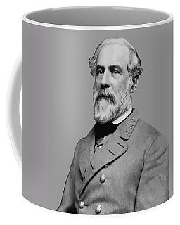 Robert E Lee - Confederate General Coffee Mug