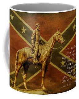 Robert E Lee Inspirational Quote Coffee Mug
