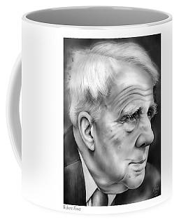 Robert Frost Coffee Mug