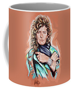 Robert Plant Coffee Mug
