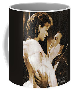Robert Taylor And Greta Garbo Coffee Mug