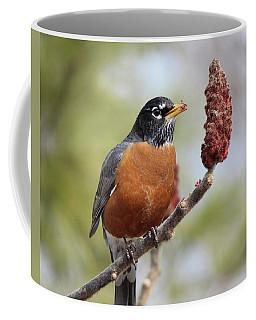 Robin And Sumac Coffee Mug
