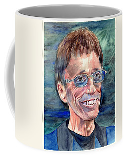 Robin Gibb Bee Gees Coffee Mug