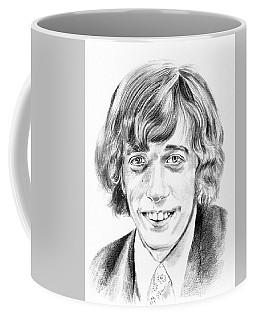 Robin Gibb Drawing Coffee Mug