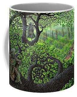 Robin Hood Coffee Mug by Dave Luebbert