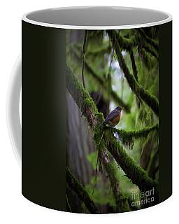 Robin Vignette Coffee Mug