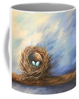 Robin's Two Eggs Coffee Mug