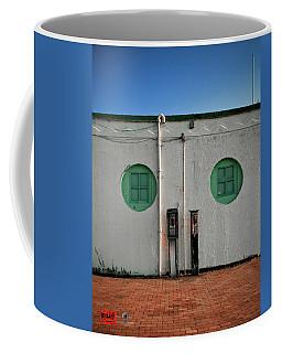 Robot Face Coffee Mug