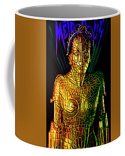 Robot Of Metropolis Coffee Mug