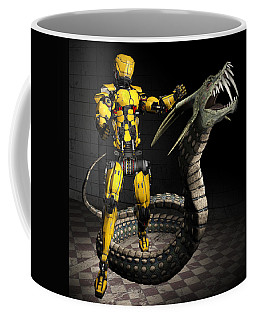 Robot Series 01 Coffee Mug