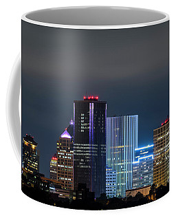 Rochester Ny Twilight Coffee Mug