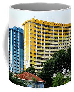Rochor Center Singapore 3 Coffee Mug by Randall Weidner