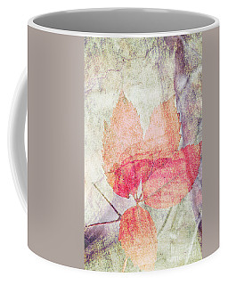Rock And Leaf Composite 2 Coffee Mug