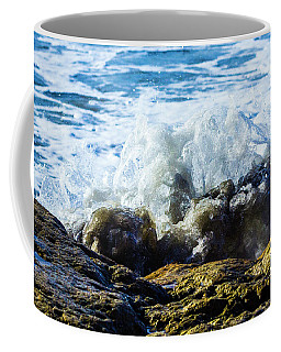 Wave Meets Rock Coffee Mug