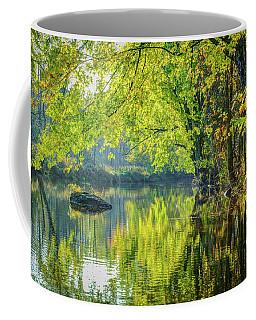 Rock At Sunrise Coffee Mug
