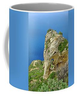 Elephant Rock Blue Coffee Mug