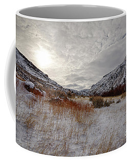Rock Bound Sun Coffee Mug