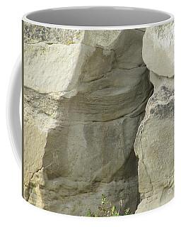 Rock Cleavage Coffee Mug