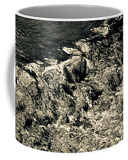Rock Creek Coffee Mug by Tim Good