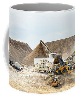 Rock Crushing 3 Coffee Mug