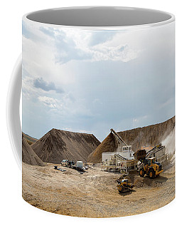 Rock Crushing Coffee Mug