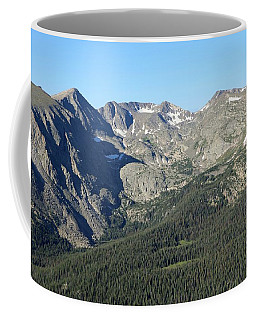 Rock Cut - Rocky Mountain National Park Coffee Mug