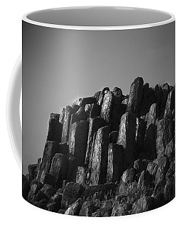 Monument To Glacier Coffee Mug by Yulia Kazansky
