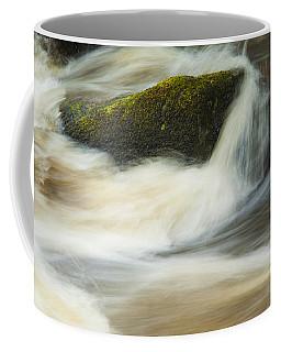 Rock In The River Coffee Mug