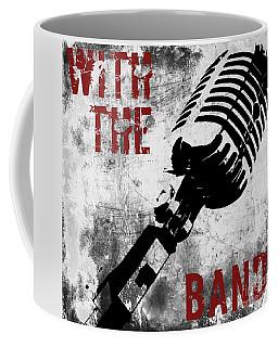 Rock N Roll Microphone  Coffee Mug