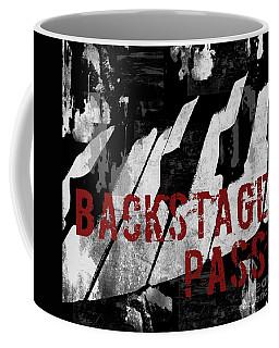 Rock N Roll Piano Coffee Mug