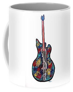 Rock On 3 Coffee Mug