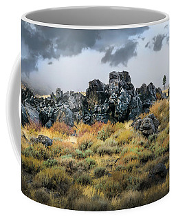 Rock Outcrop Coffee Mug