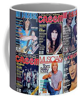 Rock Rags 7 Coffee Mug