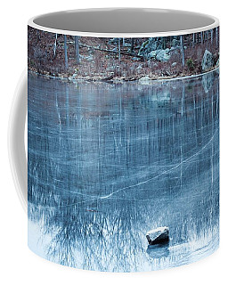 Rock Solid Frozen Coffee Mug by Jason Nicholas
