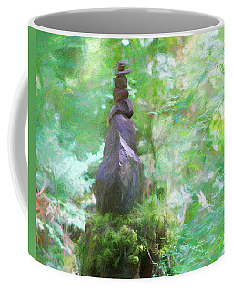 Rock Stack  Coffee Mug