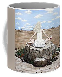 Rock With A View Coffee Mug
