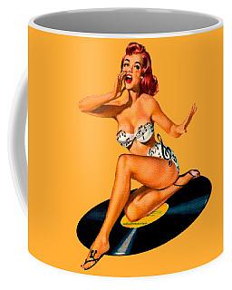 Rockabilly Goddess Coffee Mug