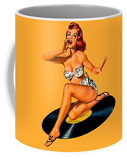 Rockabilly Goddess Coffee Mug