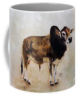 Rocket The Master Champion Herd Sire Miniature Zebu Coffee Mug