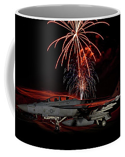 Rocket's Red Glare Coffee Mug