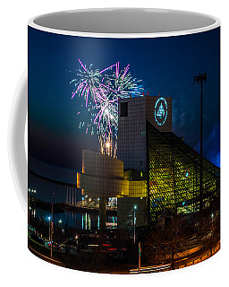 Rocking Fireworks Coffee Mug