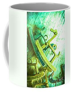 Rocking Horse Metal Toy Coffee Mug
