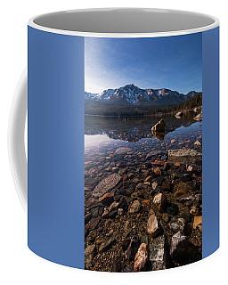 Rocking Into The Reflection Coffee Mug